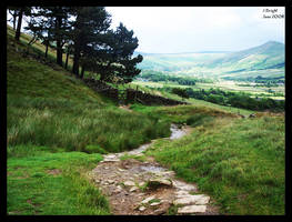Over Edale by pdutogepi