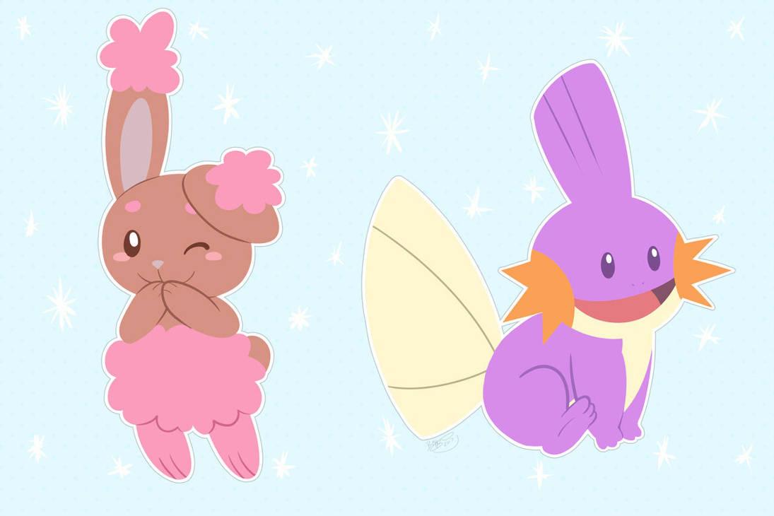Shiny Little Cuties~ by pdutogepi