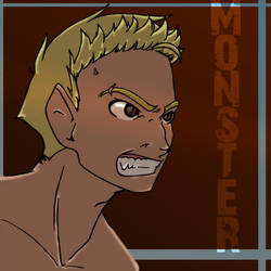 Monster-The Angered Beast by Viper-S