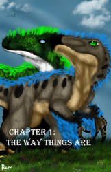 TLCH Chapter 1 Cover by Stegodire