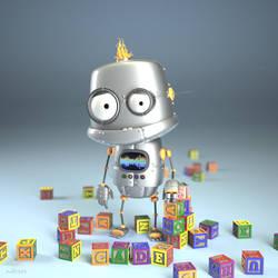 Cade Bot by Matt-Mills