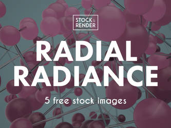 Radial Radiance: 5 Free Stock Images by Matt-Mills