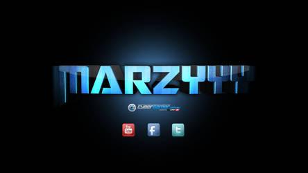 CyberGamer - Marzyyy by Marzyyy