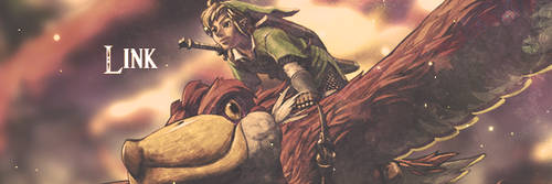 'Link' by Marzyyy