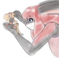 Gen has a pet by AlloyRabbit