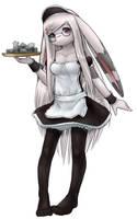 Mercury maid by AlloyRabbit