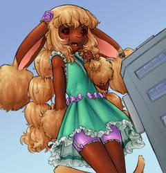 Truffrilly dress by AlloyRabbit