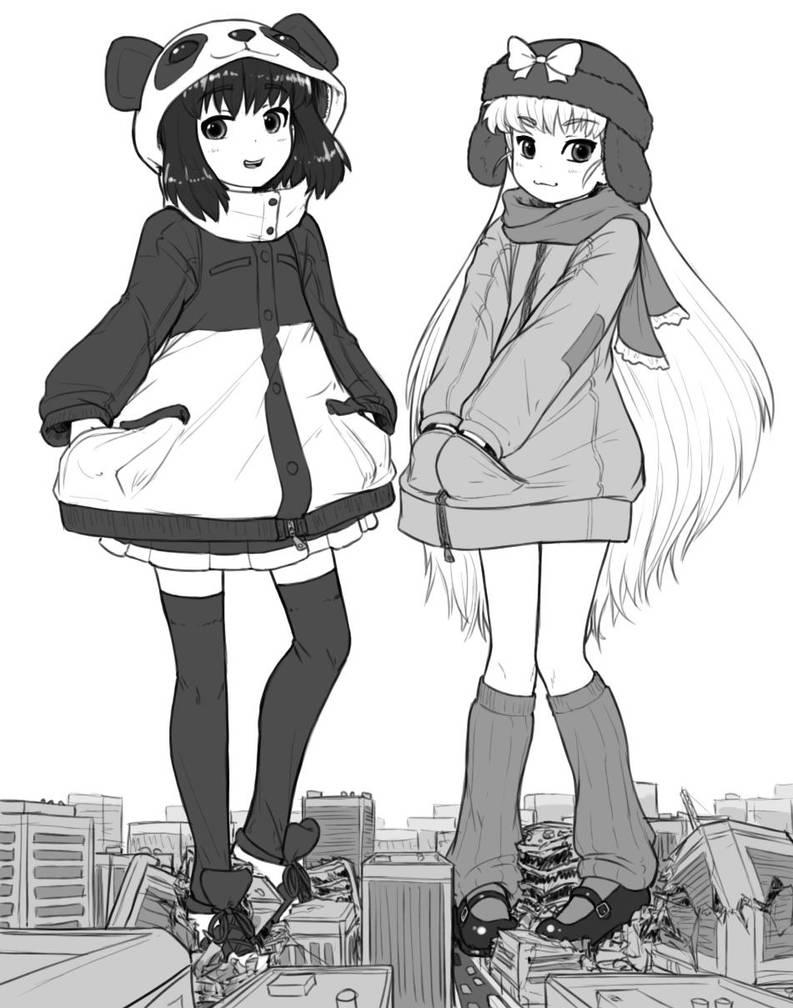 cute coats by AlloyRabbit