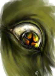 Evil eye by SveteG