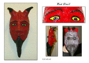 Red Devil by kalamate