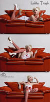 Lolita Trash - sofa series by fairieswatchoverme