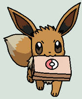 Deliver Eevee Base by ZwolfieLeaf