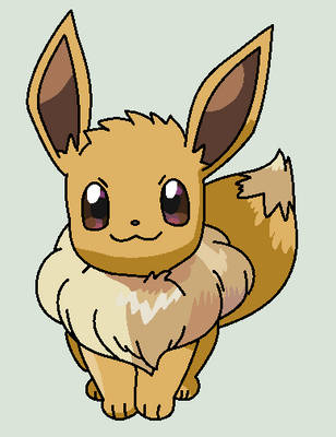 Let's Go Eevee Base by ZwolfieLeaf