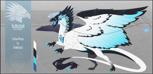 Custom Design- The Blue Oracle [AP] by andr0nap