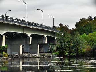 HDR Bridge Side by electricjonny