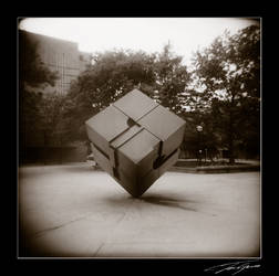 holga cube thingy by electricjonny