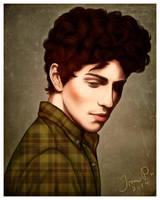 Aaron by Avelynnn