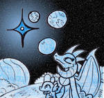 Dragonsetter by ReyzekThunder