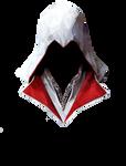 ACB Ezio render Hood 1 by chocolafied