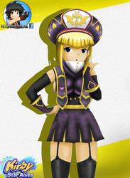 Zan Partizanne Kirby Star Allies by Patdarux