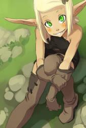 Eva by xa-xa-xa