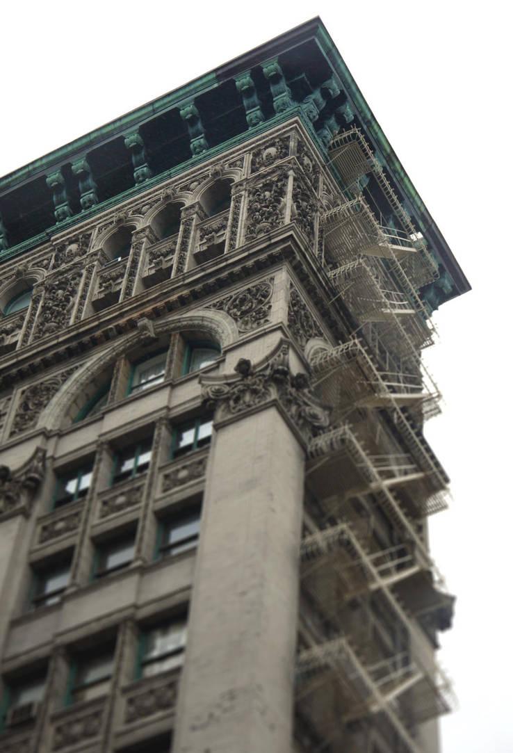 New York II by xa-xa-xa