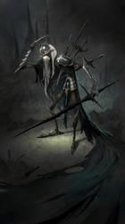 Old Knight by xa-xa-xa