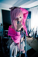 Okurine Luka- Hagane ROCK ON by hiyuki