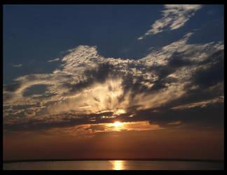 Summer Sunset II by Hawk2064