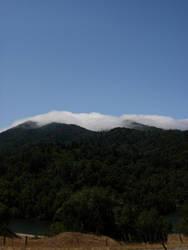 Mount Tam Under Fog by Hawk2064