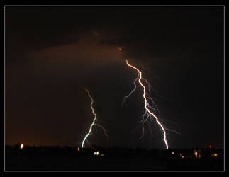 First try at Lightning by Hawk2064