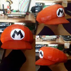Mario's Hat by LadyAlvarez