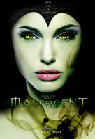Maleficent - Teaser Poster by Graphuss