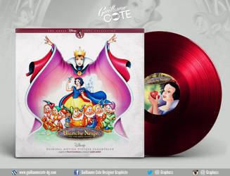 Disney Vinyl - Blanche neige et les sept Nains by Graphuss