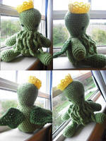 Crochet Cthulhu by eclipseshadow4
