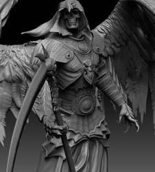 Angel of death2 by dankatcher