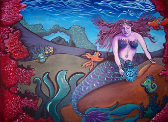 Underwater Dream by PiratePup