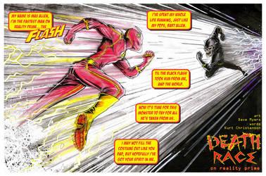 Death Race on Reality Prime by KChrist