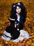 Gothic Lolita III by blinkfreak182
