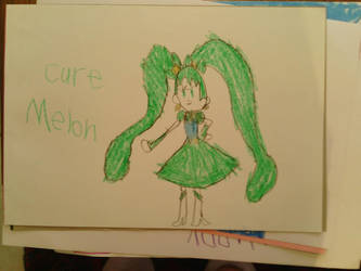 Cure Melon by NyanSonia