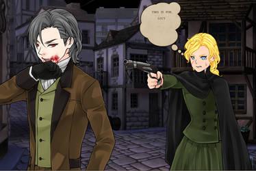Vengeance by Shadowofjustice123