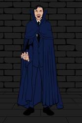 count dracula by Shadowofjustice123