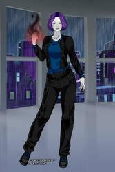 possessed raven by Shadowofjustice123