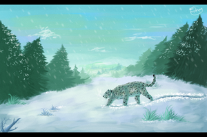 winter is coming :D by WolfsNightSong