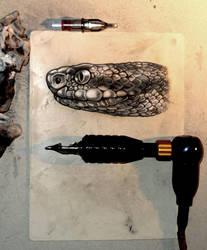 Tattoo training by Reza-malinova