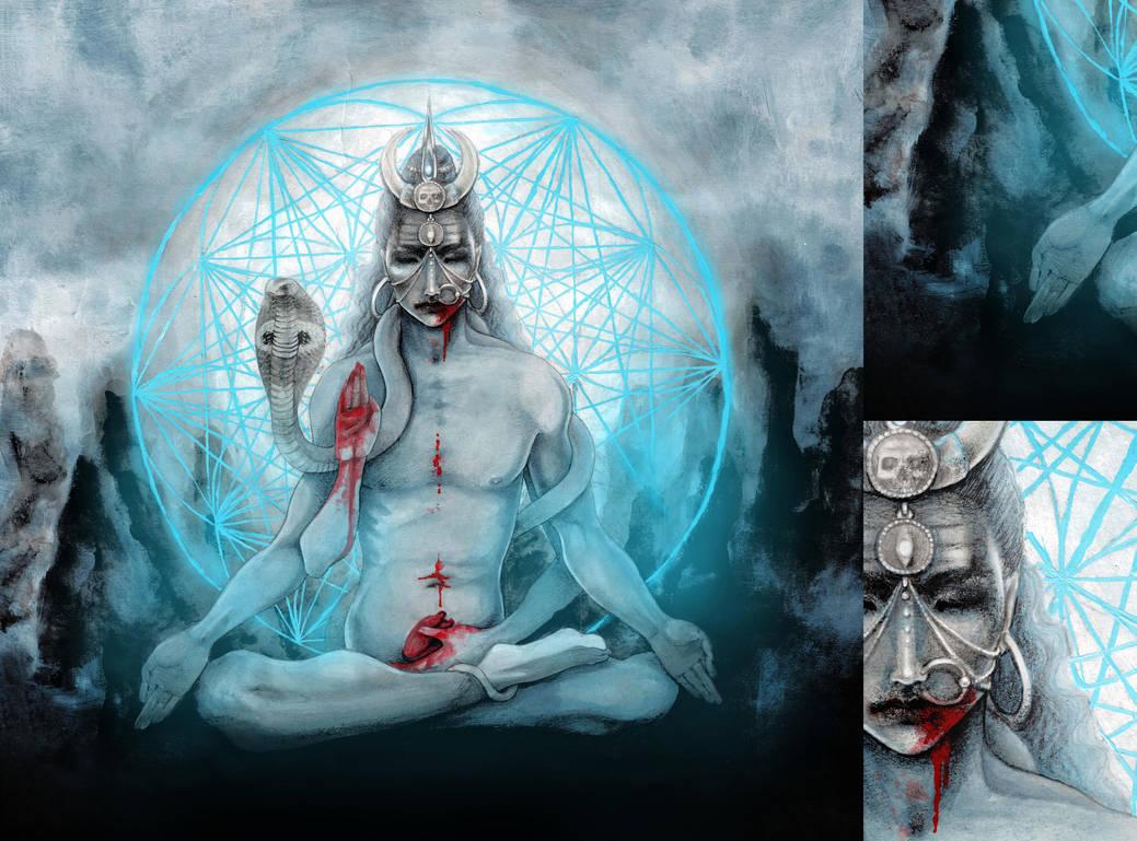 Shiva by Reza-malinova