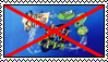 Anti RandS Adult Party Cartoon Stamp by AndresToons