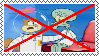 Anti-Squandy Stamp by AndresToons