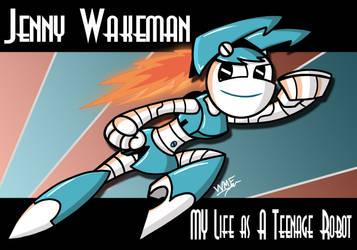 Jenny Wakeman by Worse-Himself