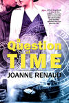 Book Cover - A Question of Time by RazzleDazzleDesign